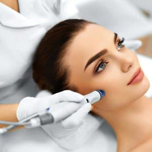 HydraFacial™Hollywood-Treatment für Jerdermann @Unisex Beauty